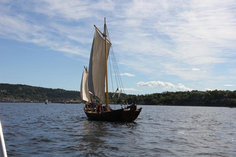 Historisk seilas på Oslofjorden hovedbilde