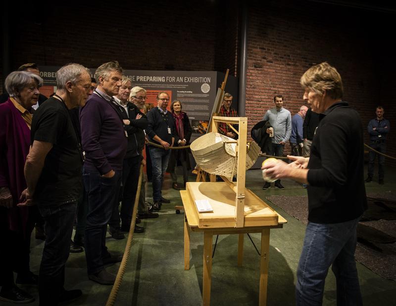 Speed tour – høydepunkter på Norsk Maritimt Museum hovedbilde