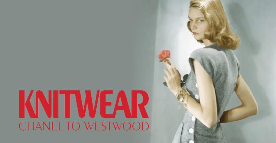 Strikke- og moteutstillingen Knitwear – Chanel til Westwood. hovedbilde