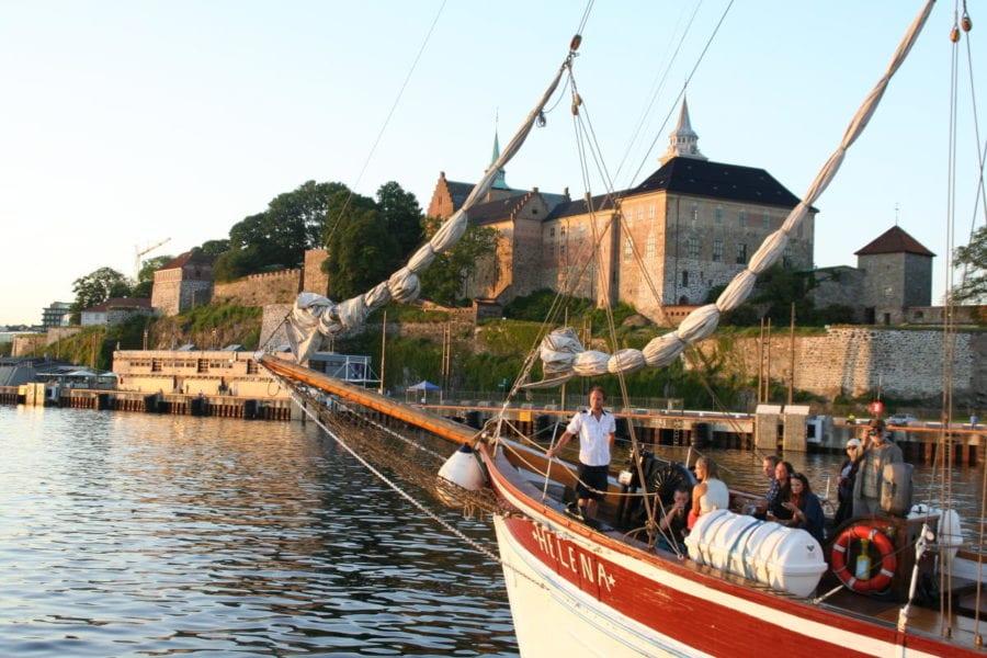 Eventbilde: Sightseeing på Oslofjorden