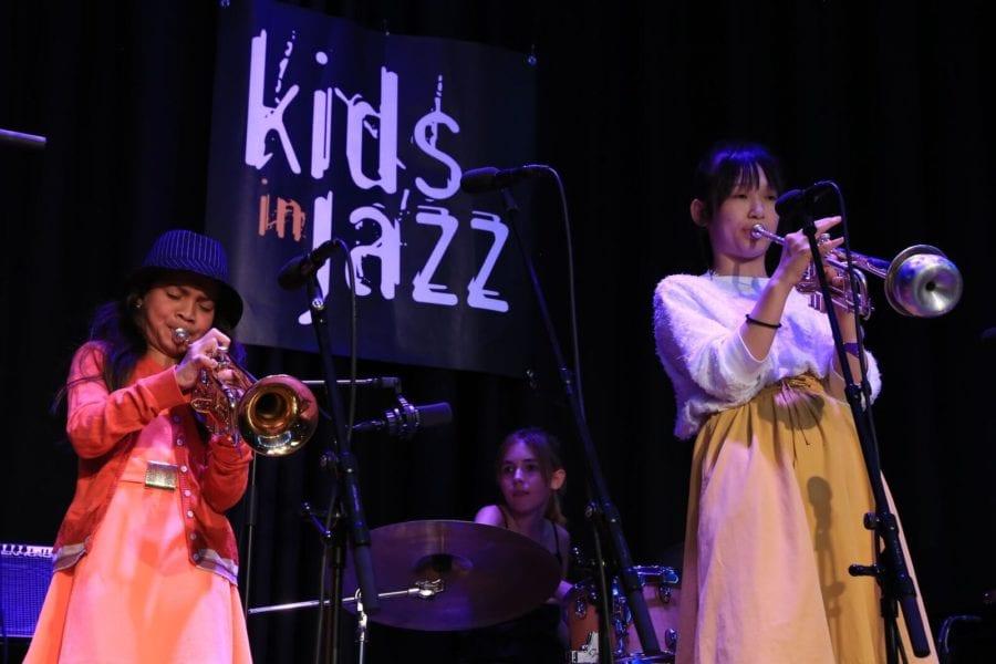 Kids in Jazz – Finalekonsert hovedbilde