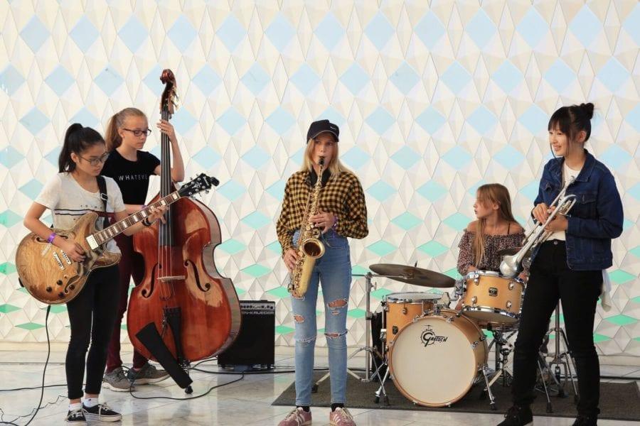 Kids in Jazz tjuvstarter Oslo Jazzfestival hovedbilde