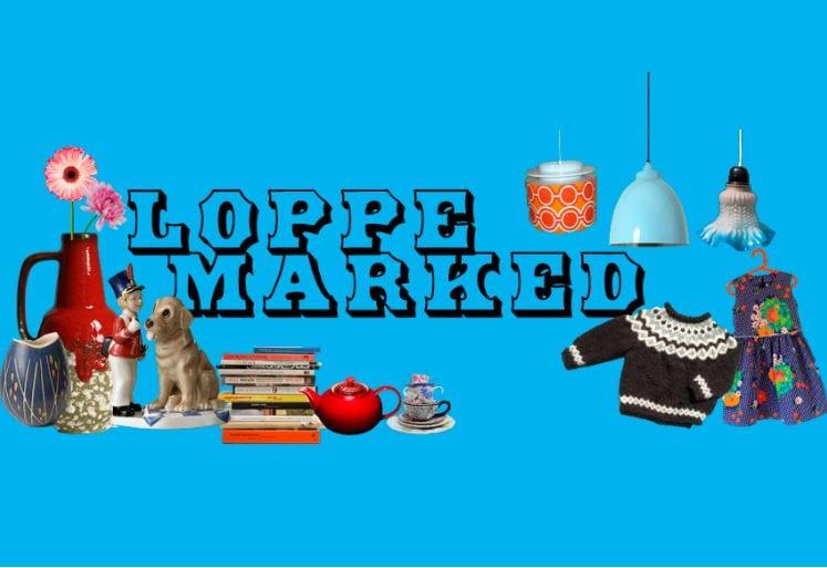 Loppemarked på Årvoll skole 2. og 3. november 2019 hovedbilde