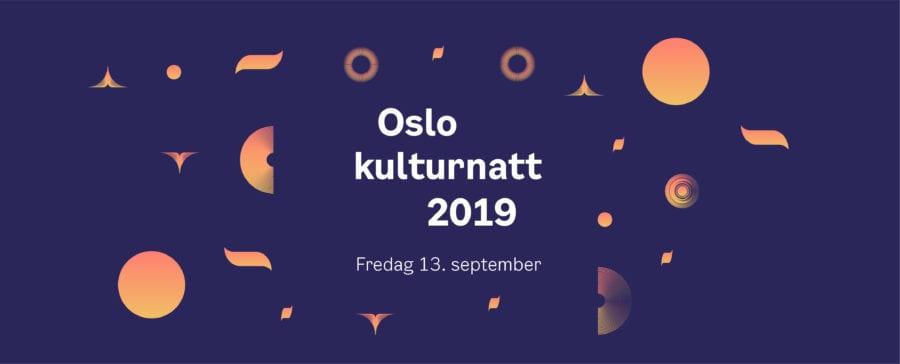Oslo kulturnatt 2019 hovedbilde