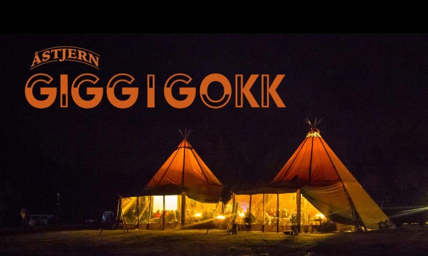 Eventbilde: Gigg i gokk – sommerens mest naturlige festival