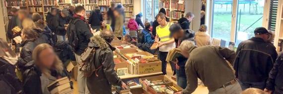 Peik loppemarked på Skøyen Skole høst 2019 hovedbilde