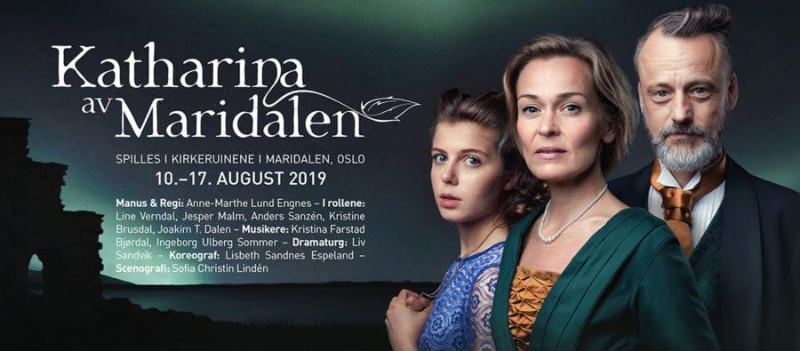 Maridalsspillet 2019 – Katharina av Maridalen hovedbilde