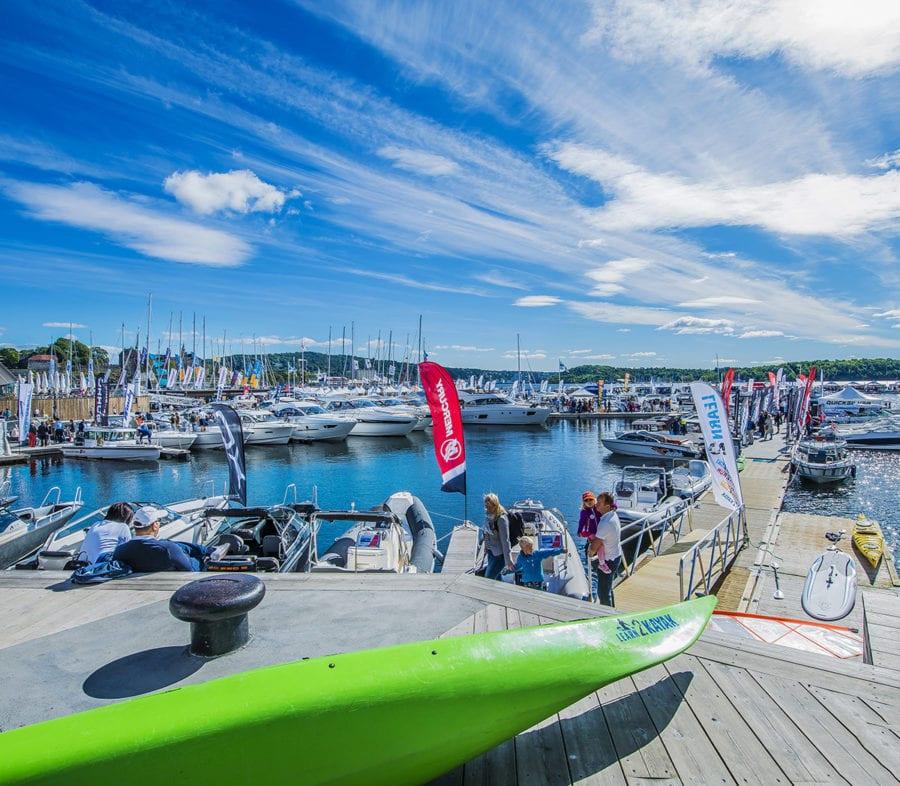 Båter i sjøen 2019 hovedbilde