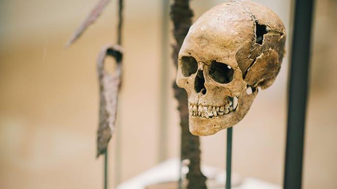 Kulturnatt: Speed-date med de døde hovedbilde