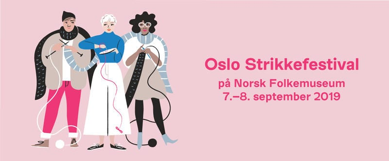 Oslo Strikkefestival 2019 hovedbilde