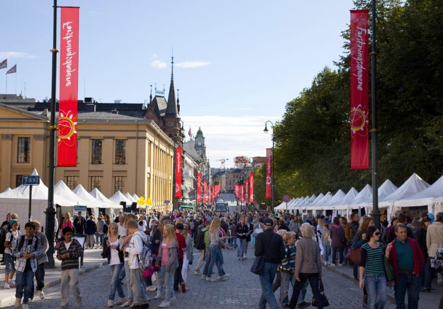 Forskningstorget i Oslo hovedbilde