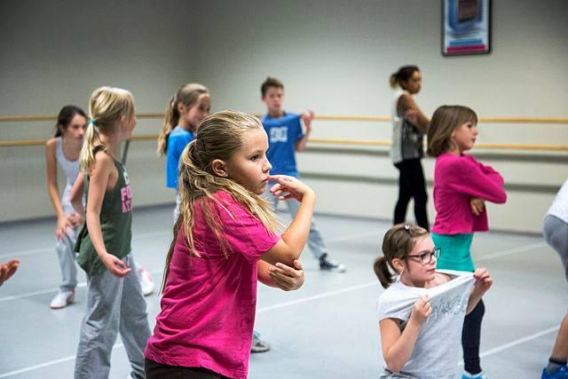 En sjanse til å danse – gratis danseklasse! hovedbilde