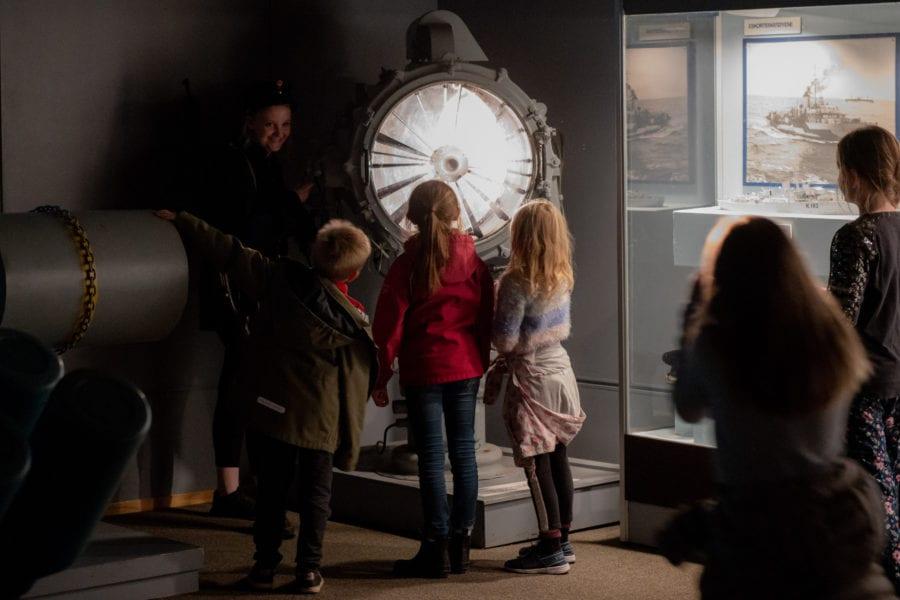 Høstferien på Forsvarsmuseet hovedbilde
