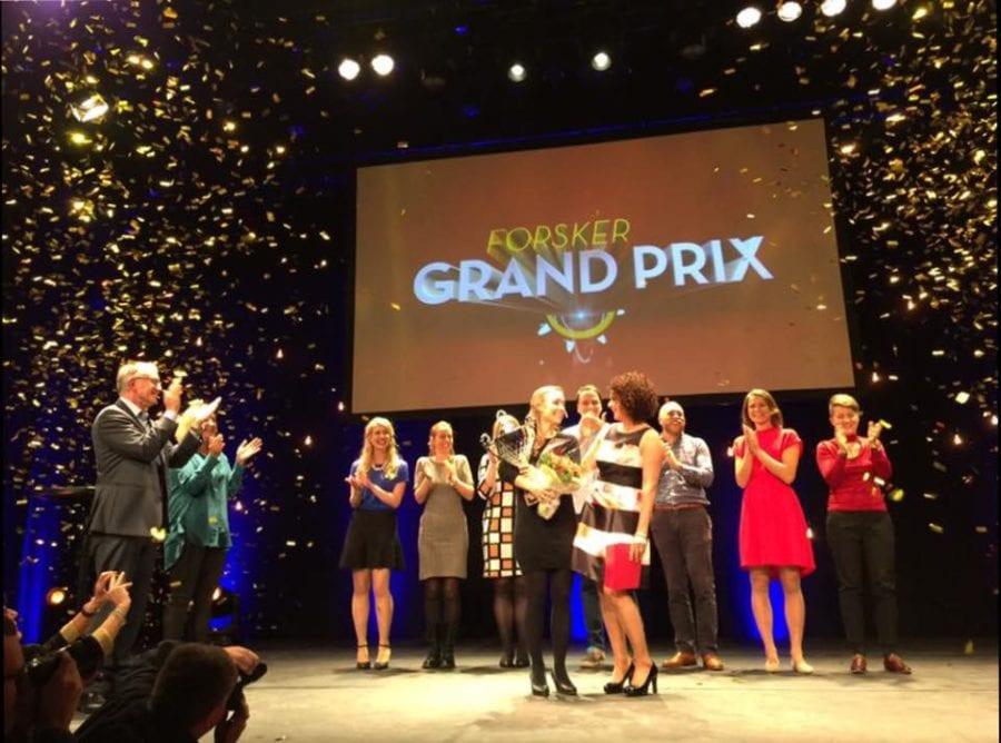 Forsker Grand Prix hovedbilde