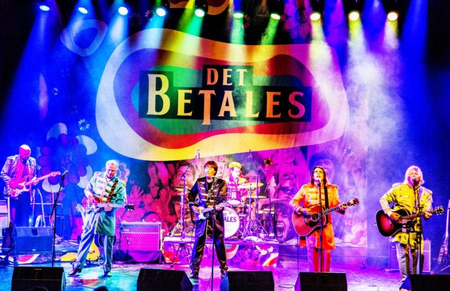 Eventbilde: Det Betales – Best of Beatles