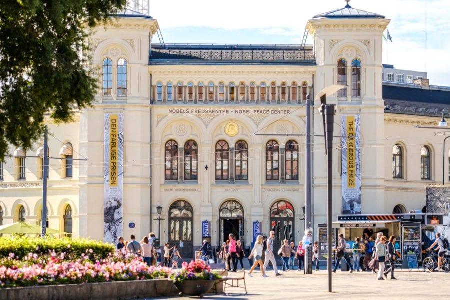 Kulturnatt på Nobels Fredssenter hovedbilde
