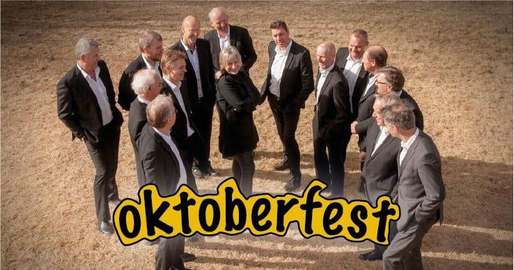 Oktoberfest med Halvdan Svartes Guttekor hovedbilde