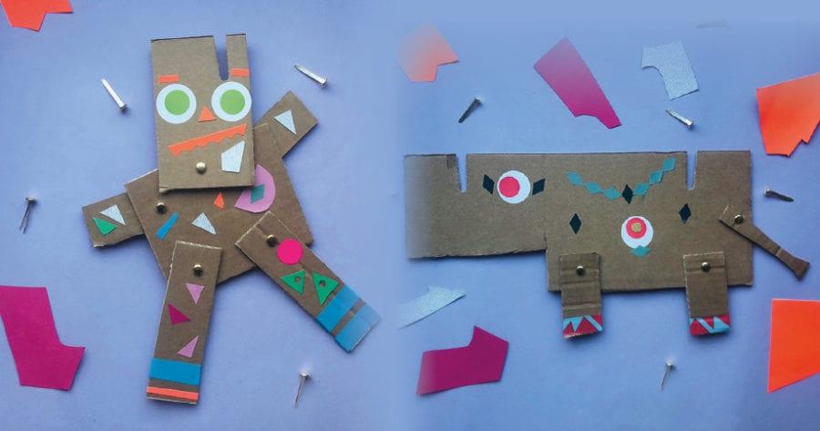 Pappdilla – kreativt kunstverksted hovedbilde