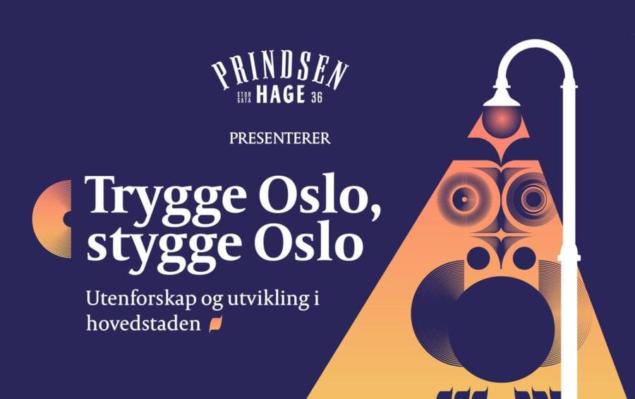 Oslo kulturnatt: Trygge Oslo, stygge Oslo hovedbilde