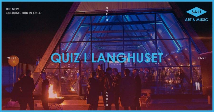 Quiz i Langhuset på SALT hovedbilde