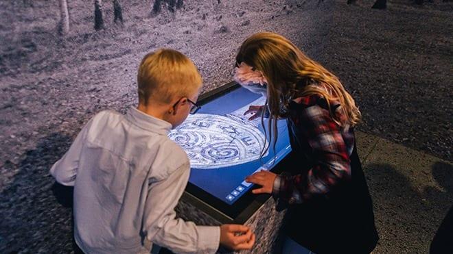 Barnas høstferie på Historisk Museum hovedbilde
