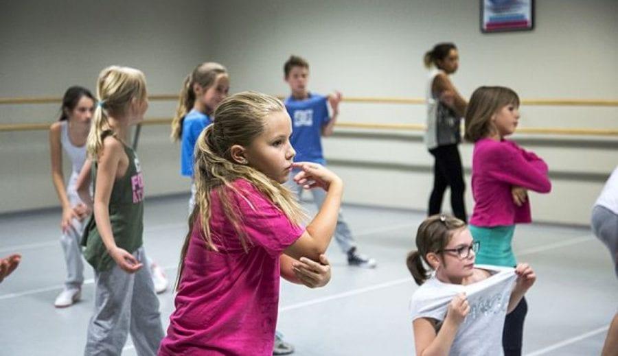 En sjanse til å danse – gratis danseklasser! hovedbilde