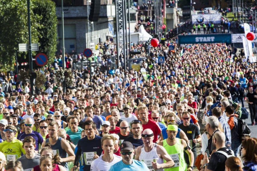 Eventbilde: BMW Oslo Maraton 2019
