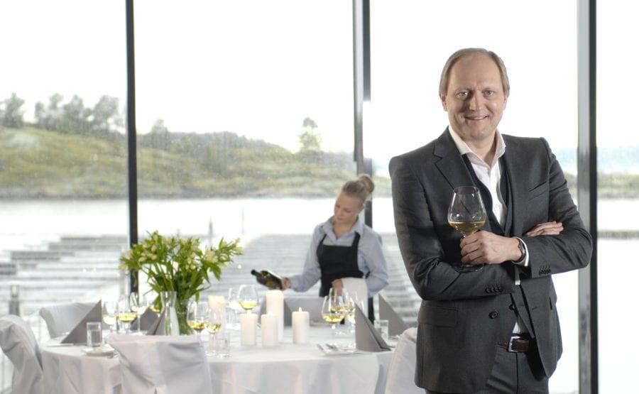 Mat og vinkveld med Christer Berens hovedbilde