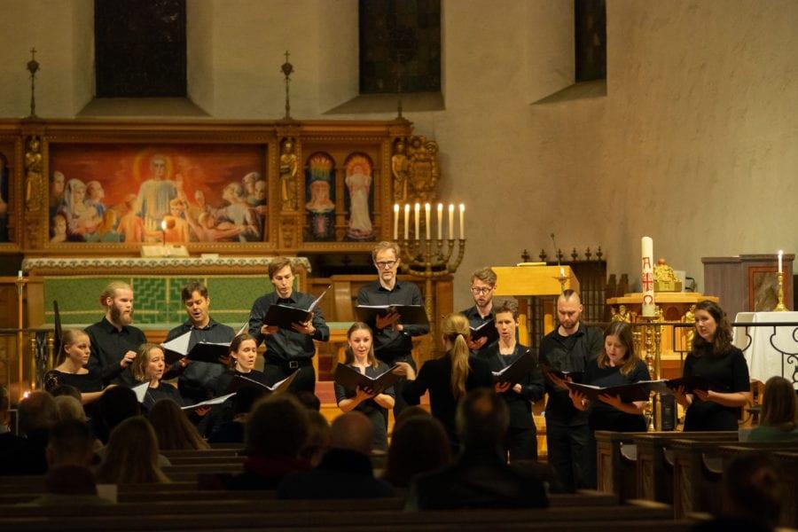 Julekonsert med Ensemble Solis hovedbilde