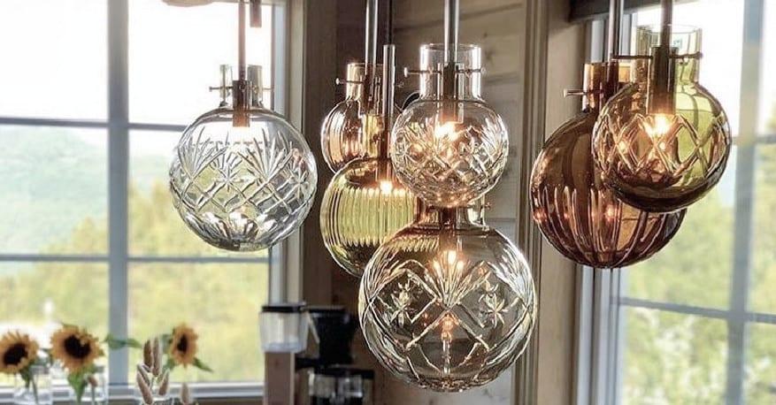 Åpning av Hadeland Glassverks nye belysningsbutikk hovedbilde