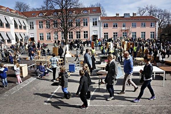 Eventbilde: Loppemarked Ullevål skoles musikkorps