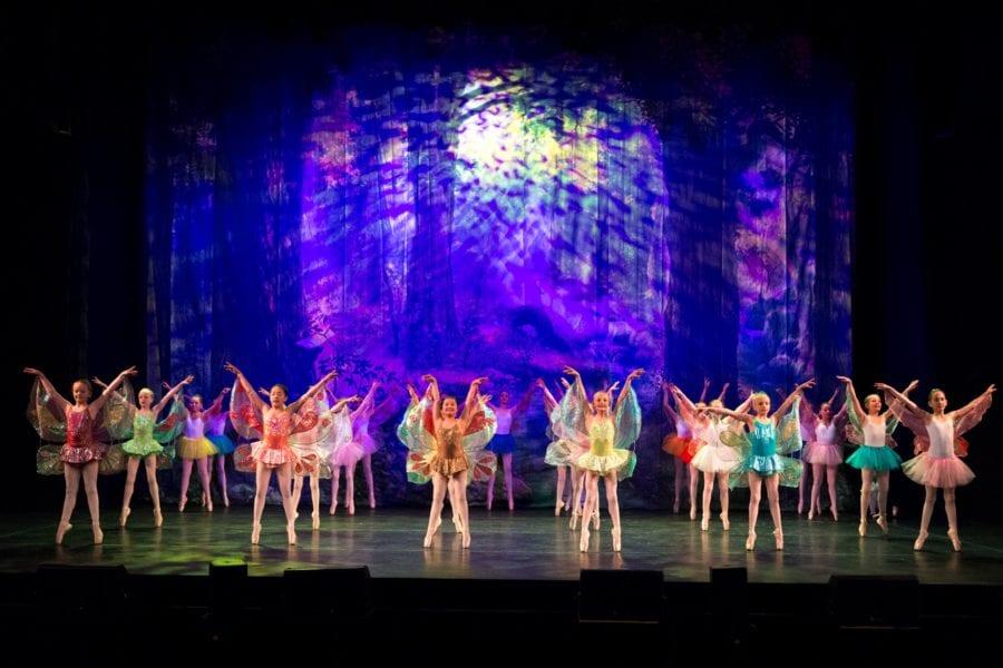 Ballettforestillinger med DNBS hovedbilde
