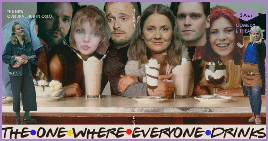 The One Where Everyone Drinks hovedbilde