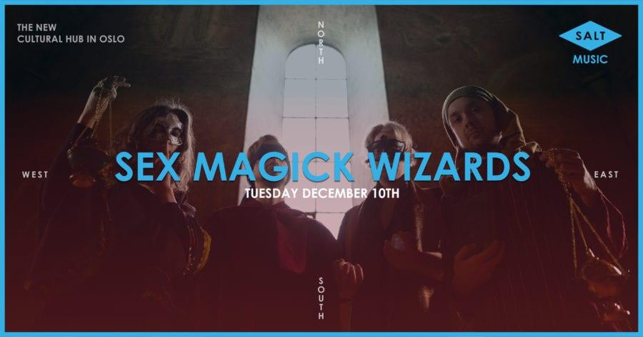 Sex Magick Wizards hovedbilde