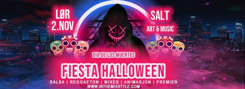Fiesta Halloween – Salt hovedbilde