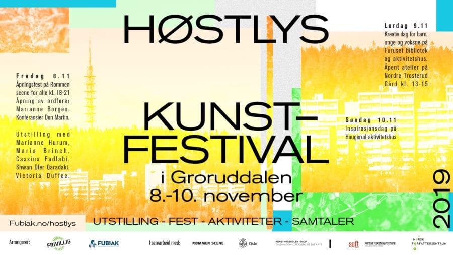 Høstlys Kunstfestival hovedbilde