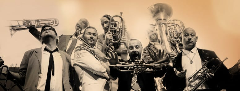 GOLD – The Best of Mnozil Brass hovedbilde