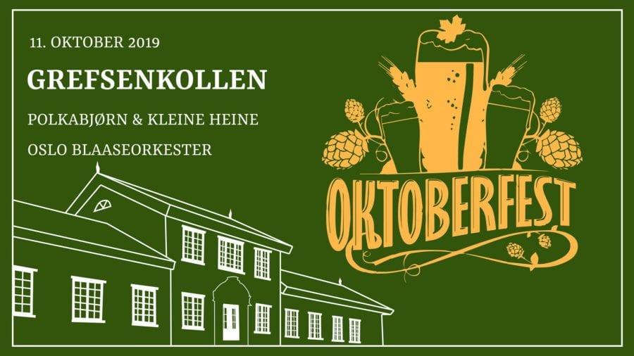 Oktoberfest på Grefsenkollen hovedbilde