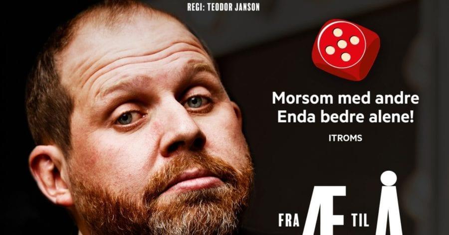Truls Svendsen – Fra Æ til Å hovedbilde