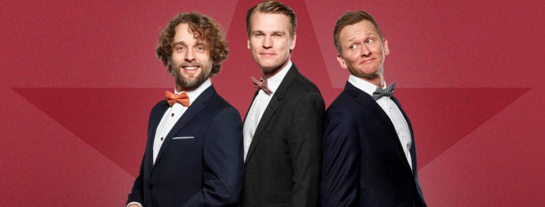 Christmas with Nordic Tenors hovedbilde