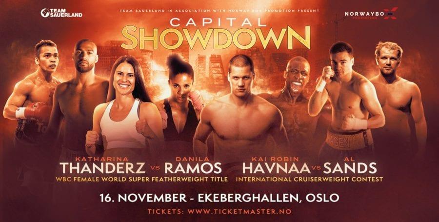 Capital Showdown – International Boxing Gala hovedbilde