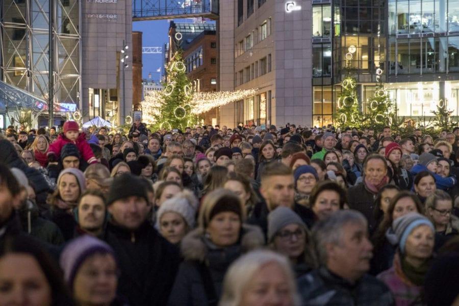 Julen på Aker Brygge hovedbilde