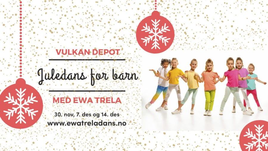 Juledans for barn – gratis time! hovedbilde