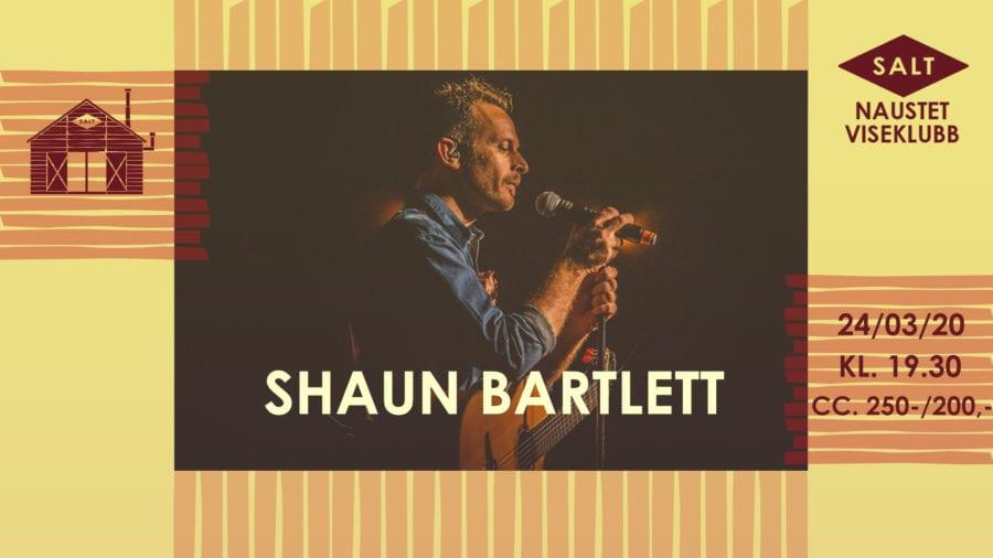 Naustet Viseklubb: Shaun Bartlett hovedbilde