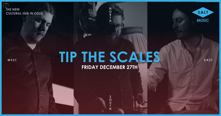 Tip the scales – Musikalsk lek hovedbilde