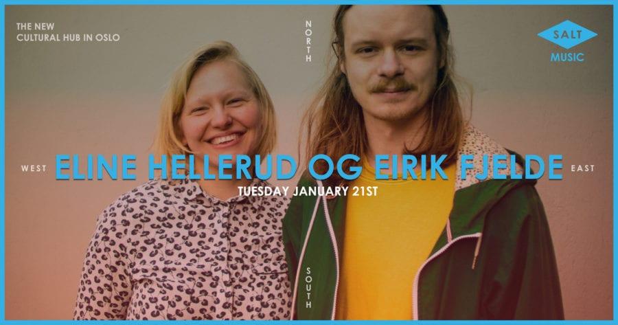 Eventbilde: Eline Hellerud og Eirik Fjelde / SALT
