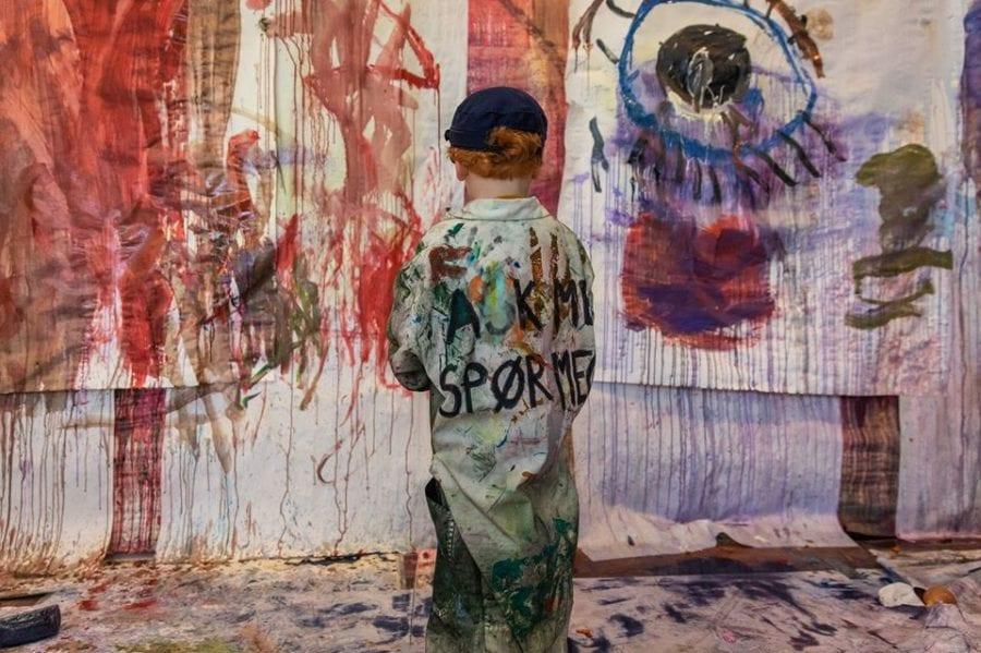 Barnas kunstdag hovedbilde