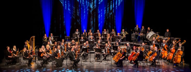 Nyttårskonsert 2020 i Bærum Kulturhus hovedbilde