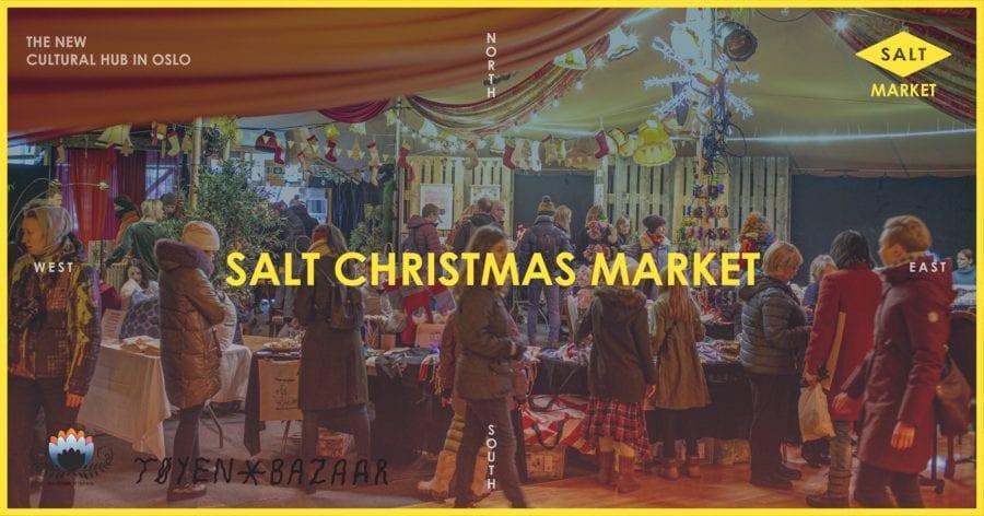 Julemarked på Salt hovedbilde