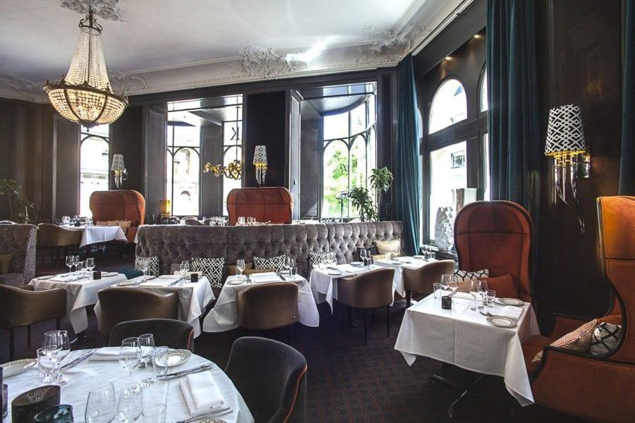 Nyttårsaften med Restaurant Fjord hovedbilde